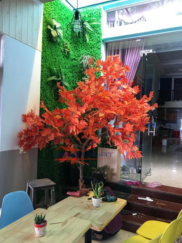 cây hoa lá giả